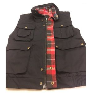 d5ddcdfd380 Trails End Jackets   Coats - Men s SM Vintage Trails End Black   Plaid Vest